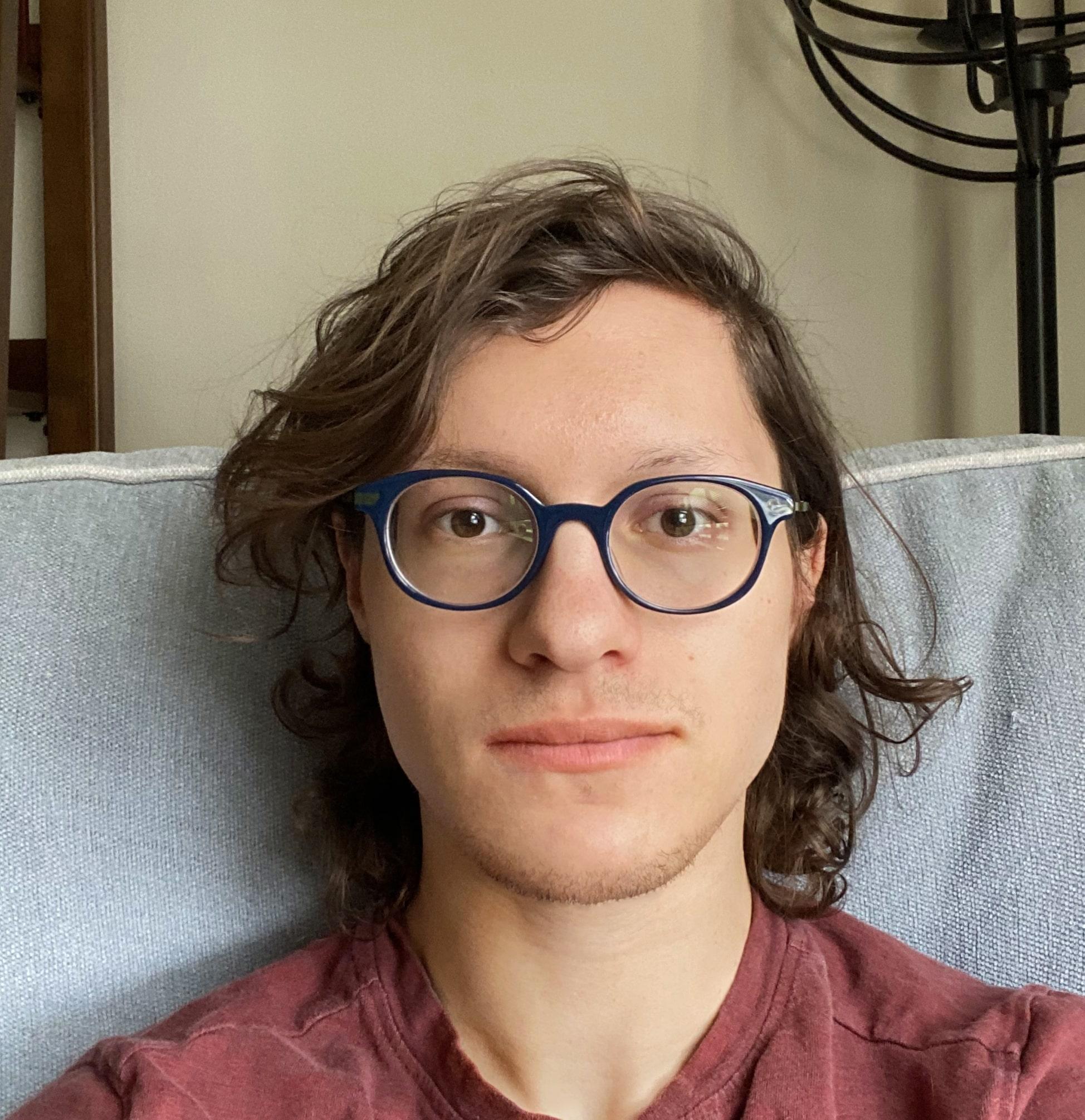 Benjamin Kane bio photo