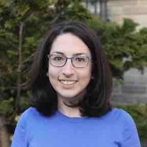 Rachel Rudinger bio photo